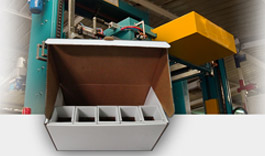 Custom Corrugated Packaging solutions at Chattanooga Box